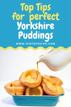 A traditional English roast dinner is not complete without Yorkshire puddings. I am from a northern family of Yorkshire pudding LOVERS; the four of us could easily eat a tray full before even tucking into the Turkey! Our family recipe never fails; and results in huge, fluffy Yorkshire puddings every time - along as we follow the rules of a perfect Yorkshire pudding.