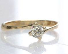 engagement ring – Etsy