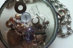 Steampunk Christmas Ornament Clockworks by starbuckwhalerider