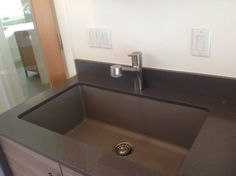 Talis S 2-Spray Kitchen Faucet, Pull-Out in the Apartment Kitchen.