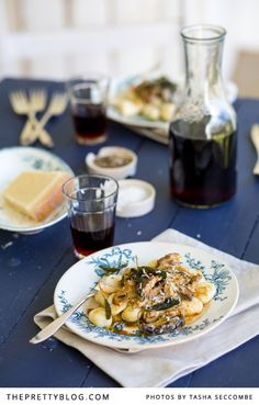 Delicious Potato Gnocchi | Photographer: @Tasha Seccombe, Recipe, testing & preparation: @Ilse van der Merwe, Styling: @Nicola Pretorius