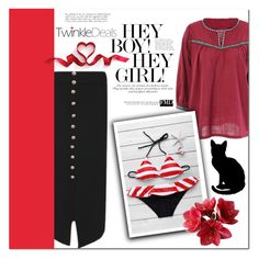 """""""Twinkledeals 17"""" by e-mina-87 ❤ liked on Polyvore"""
