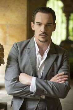 Rhys Meyers is killing it in this role. He is a phenomenal actor. Still of Jonathan Rhys Meyers in Dracula (2013)