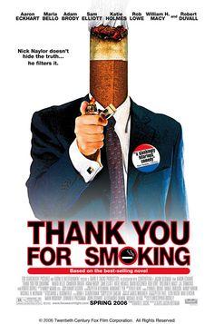 Porta-voz das grandes empresas de tabaco manipula informações para minimizar o risco do uso de cigarros. Porém, o interesse de seu próprio filho em seu trabalho faz com que ele repense o que faz.