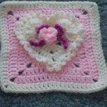LINDE WOMAN'S WEB: CROCHET PATTERNS GRANNY SQUARES