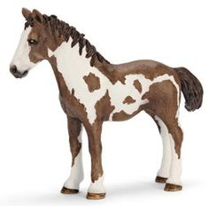 Schleich - Pinto Horse Yearling