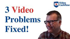 How To Fix 3 YouTube Video Problems For Busy Business Owners Business Video, Old Video, Marketing, Tips, Youtube, Youtubers, Youtube Movies, Counseling
