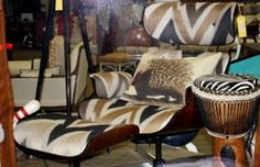 Eames african style