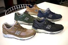 New Balance 991 Made in UK Fall/Winter 2012  http://www.facebook.com/DressShoesandSneaker  http://dressshoesandsneakers.tumblr.com/