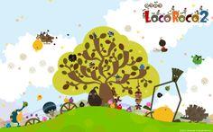 LocoLoco Wallpaper http://www.jp.playstation.com/scej/title/locoroco/index.html