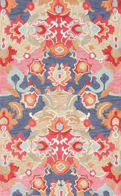 Brilliant Poppies Rug Chain Stitch Anthropologie And Chains