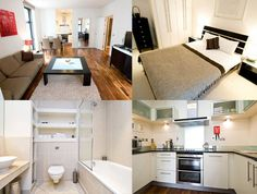 South Quay Square Apartments, Canary Wharf, London