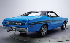 1972 Dodge Demon 340 Maintenance/restoration of old/vintage vehicles: the material for new cogs/casters/gears/pads could be cast polyamide which I (Cast polyamide) can produce. My contact: tatjana.alic@windowslive.com