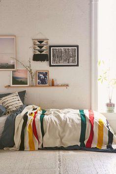Pendleton Glacier Park Bed Blanket - Urban Outfitters
