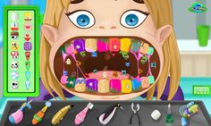 Educational Games For Kids Android - Dentist Fear -  Doctor Apps For Kids