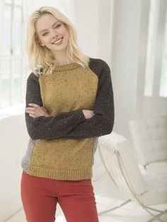 essential fall pullover