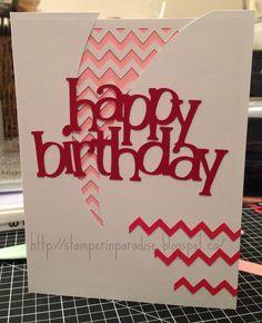 Happy Birthday Slice