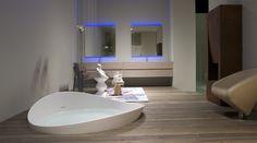 Bañera de diseño de lujo espectacular una bañera que seduce