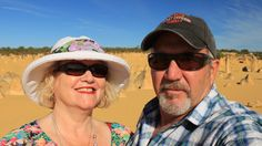 Photo of the Week - DLSR Selfie taken at The Pinnacles