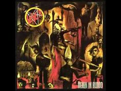 Slayer - Reign In Blood  (1986) Full Album