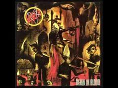 Slayer - Reign In Blood  (1986) Full Album
