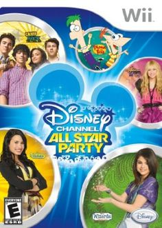 Disney Channel All Star Party Your #1 Source for Video Games, Consoles & Accessories! Multicitygames.com. I have the game for wii and i never want to stop playing!