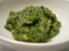Sorelle Grapevine: Pesto Sauce