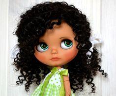 OOAK Custom Blythe Doll Kisaii by BeckaDolls por BeckaDolls en Etsy