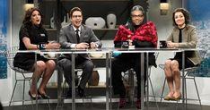 Saturday Night Live Sam Rockwell Fashion Panel Recap http://r29.co/2n00WGm
