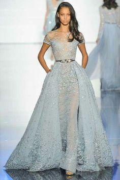 Zuhair  Murad  ♥  ♥  #Couture  #BridalGown