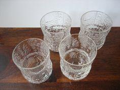 Fauna shot glasses designed by Oiva Toikka