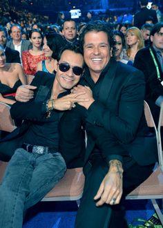 Marc Anthony y Carlos VivesMarc Anthony y Carlos Vives