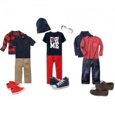 Toddler Valentine Style: Valentines Outfits For Boys