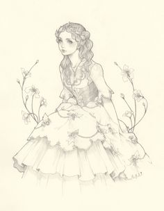 Hand drawn one of a kind drawing. Pencil on heavy grade, high quality paper. Detailed Coloring Pages, Colouring Pages, Character Inspiration, Character Design, Queen Drawing, Anime Mermaid, Female Knight, Art Model, Colorful Drawings