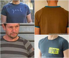 Ebook jusThim - Herrenshirt in XS bis XXL