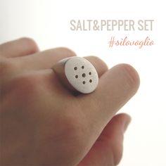 10 set sale e pepe che vi faranno dire: sì, lo voglio!