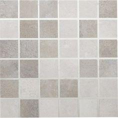Carrelage mural industry premium en gr s gris 15 x 60 cm for Carrelage 5x5 blanc