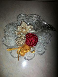 Brooch flower Flower Brooch, Flowers, Jewelry, Jewlery, Jewerly, Schmuck, Jewels, Jewelery, Royal Icing Flowers