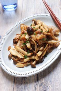 包丁いらず☆豚バラときのこのオイスター炒め by 坂本くみこ 「写真がきれい」×「つくりやすい」×「美味しい」お料理と出会えるレシピサイト「Nadia | ナディア」プロの料理を無料で検索。実用的な節約簡単レシピからおもてなしレシピまで。有名レシピブロガーの料理動画も満載!お気に入りのレシピが保存できるSNS。