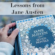 life lessons from Jane Austen