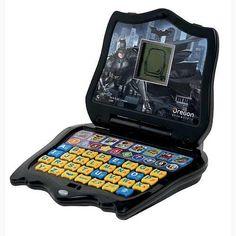 Batman The Dark Knight Jr Learning Laptop @ niftywarehouse.com #NiftyWarehouse #Batman #DC #Comics #ComicBooks