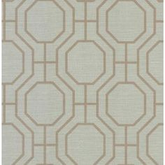 56 sq. ft. Geometric Wallpaper-282-64057 at The Home Depot