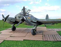Messerschmitt Me 410B by Emanuele Pravata (Revell 1/48)