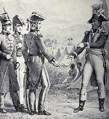 The Haitian Revolution is the only successful slave revolt in history, and resulted in the establishment of Haiti, the first independent black state in the New World.