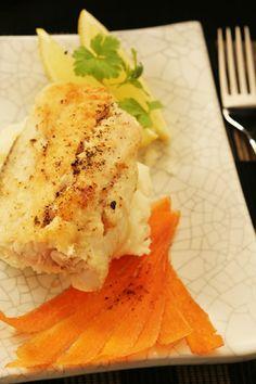Grilled Monkfish Recipes with Lemon Mashed Potatoes | AmazingSeafoodRecipes #seafood #recipes #fish
