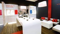 MOBILE STORES! Vodafone shops, Germany » Retail Design Blog