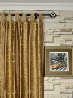 Damask patterns are embroidered on pure silk, creating an extraordinary elegant look. Available in 4 colors. Damask Patterns, Silk Curtains, Pure Silk, Rainbow, Pure Products, Elegant, Classic, Top, Color