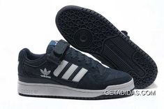 7d8e6e1286e Best Price High Taste Dropshipping Supported Hyper Mens Adidas Forum 2012 Lo  Rs Navy Black White TopDeals