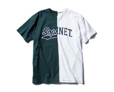 SOPHNET. | PRODUCT | SPLIT LOGO TEE