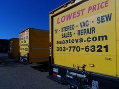 AAAA TV repair vehicles